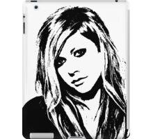 Avril Lavigne iPad Case/Skin