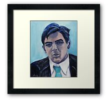 Che the young docter Framed Print