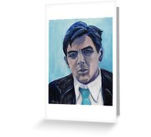 Che the young docter Greeting Card