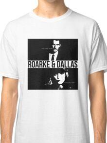 Roarke and Dallas Classic T-Shirt