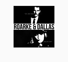 Roarke and Dallas Unisex T-Shirt
