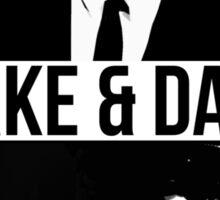 Roarke and Dallas Sticker