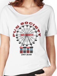 Fun Society Women's Relaxed Fit T-Shirt