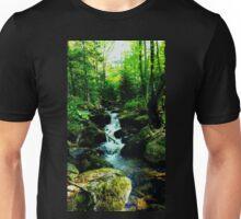 Fantastical Waterfall Unisex T-Shirt