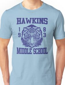 Stranger Things Hawkins MS Unisex T-Shirt