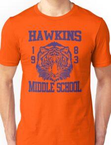 Stranger Things Hawkins MS Unisex T-Shirt