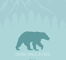 Young, Wild & Free by JazMassa