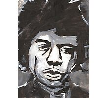 Jimi Hendrix Rock and Roll Merch Photographic Print