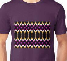Wild coloured diamonds. Unisex T-Shirt