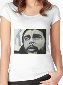 Che the revolutionary Women's Fitted Scoop T-Shirt