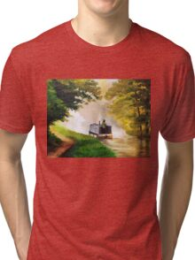 Lonely Journey  Tri-blend T-Shirt
