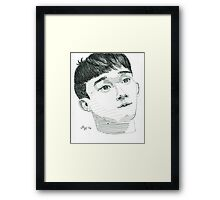 Chenderella Framed Print
