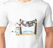 HoMedics Beach Buds Unisex T-Shirt