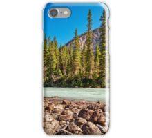 Yoho River Near Takakkaw Falls iPhone Case/Skin