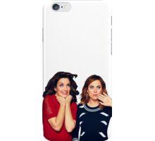 Tina Fey & Amy Poehler iPhone Case/Skin