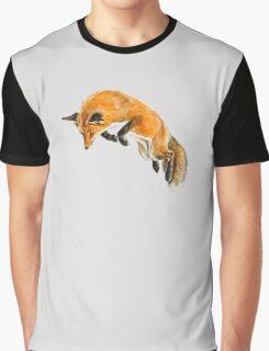 Fox Spring Graphic T-Shirt