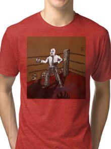 Fight the Demon Tri-blend T-Shirt