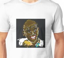 Mo Farah happy Unisex T-Shirt