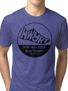 HWYRT 2016 logo/black Tri-blend T-Shirt