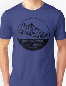 HWYRT 2016 logo/black Unisex T-Shirt