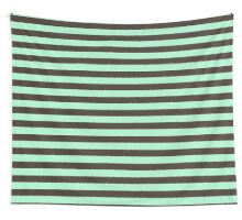 Mint Choc' Chip Wall Tapestry