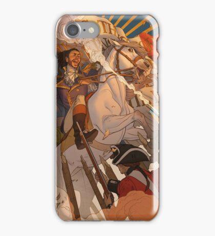 Guns & Ships iPhone Case/Skin