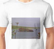 Half Sunken Wreck Unisex T-Shirt