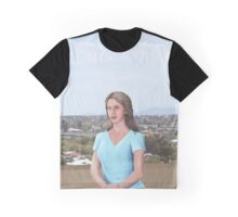 The New Mona Lisa Graphic T-Shirt