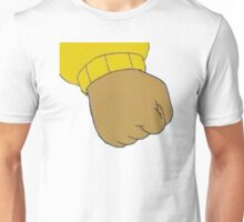 Arthur's Legendary Fist Unisex T-Shirt