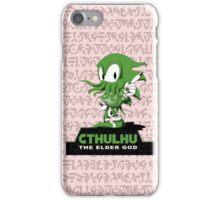 Cthulhu The Elder God iPhone Case/Skin