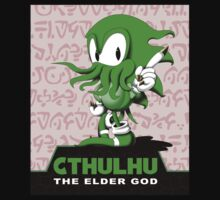 Cthulhu The Elder God by MrDeath