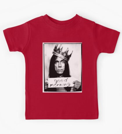 iggy pop Kids Tee