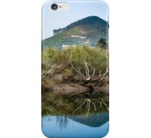 Idyllic landscape in Cantabria iPhone Case/Skin