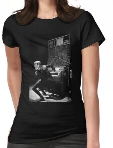 keith emerson Womens Fitted T-Shirt