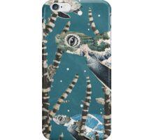 Sea Turtle Migration iPhone Case/Skin