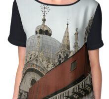 St.Mark's Basilica Chiffon Top