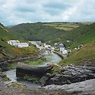 Boscastle by Oliver Lucas