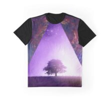 Space Gate Graphic T-Shirt