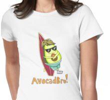 avocadbro Womens Fitted T-Shirt