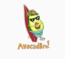 avocadbro Womens Fitted T-Shirt