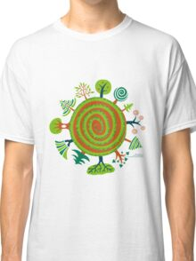 Timeless Trees  Classic T-Shirt