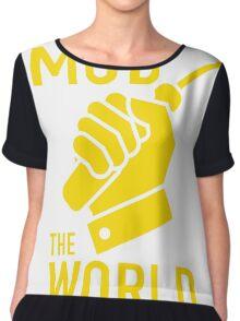 Mod The World Chiffon Top