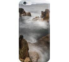 Ballycastle Sea Stack 2 iPhone Case/Skin
