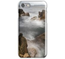 Ballycastle Sea Stack 2 iPhone Case/Skin