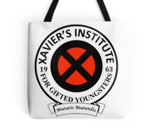 Xavier's Institute for Gifted Youngsters Tote Bag