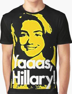 HILLARY CLINTON Graphic T-Shirt