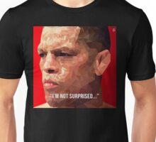 Nate Diaz Unisex T-Shirt