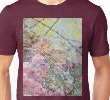 Cherry Blossom Collage Unisex T-Shirt