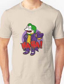Ha Ha ! Mashup Unisex T-Shirt