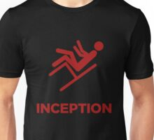 Inception minimal poster Unisex T-Shirt